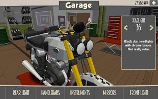 Cafe Racer Apk v1.032 (Mod Money)