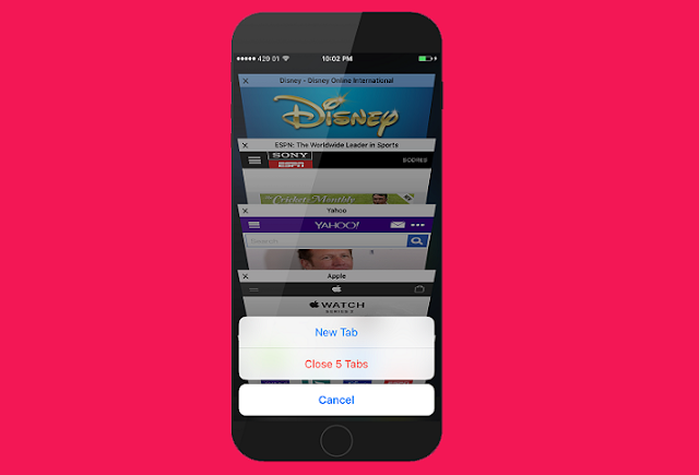 There's an awesome trick in Safari on iPhone in iOS 10 or later that allows you to quickly close all tabs and easily open a new tab in Safari. Here's how to quickly close all Safari tabs at once on any iPhone