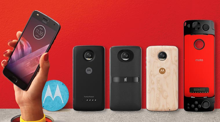 Moto Z2 Play Over Z Play