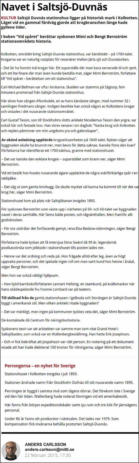 Saltsjö-Duvnäs.