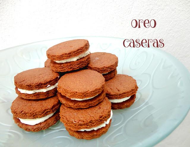 Oreo Caseras