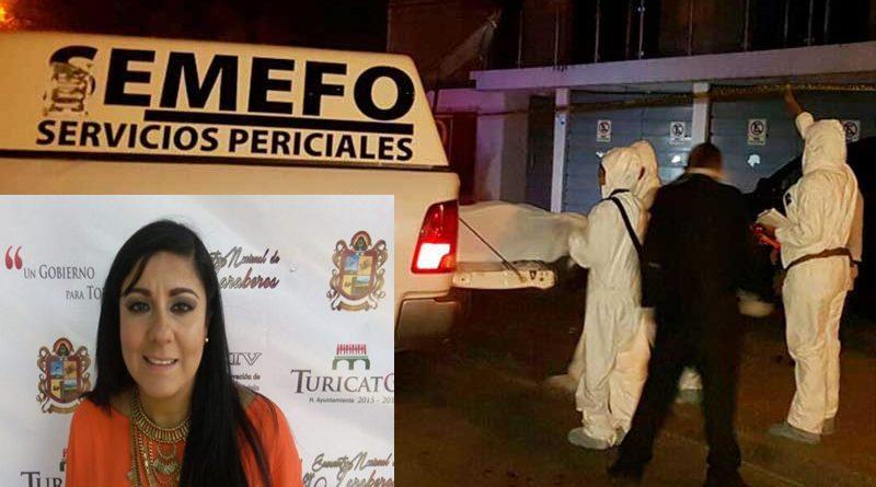 """ALCALDESA DETENIDA por HOMICIDIO ESTABA AMENAZADA por el C.J.N.G y RIVALES POLITICOS...les gano el """"parpadeon""""."""