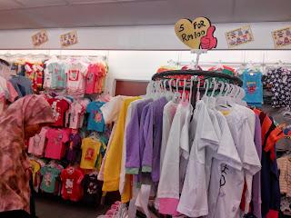 shopping pakaian bayi