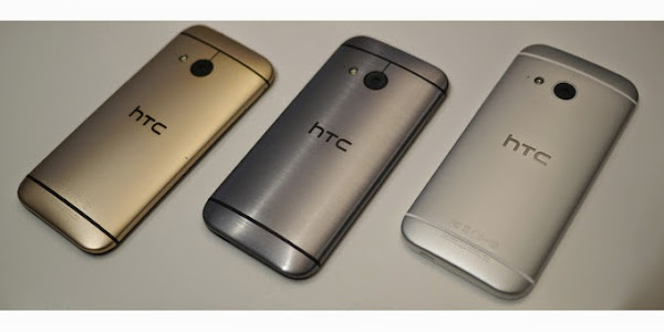 HTC One mini 2 colors