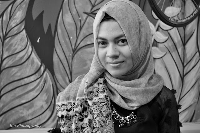 Black and White Portrait, Tasima, Close-up Photography
