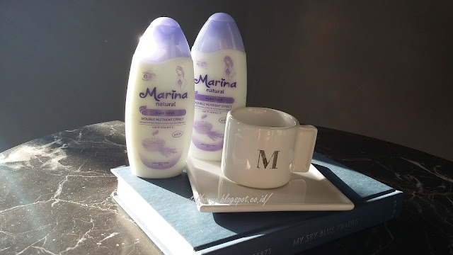 Marina Hand and Body Lotion Natural Nutri Fresh [Review]