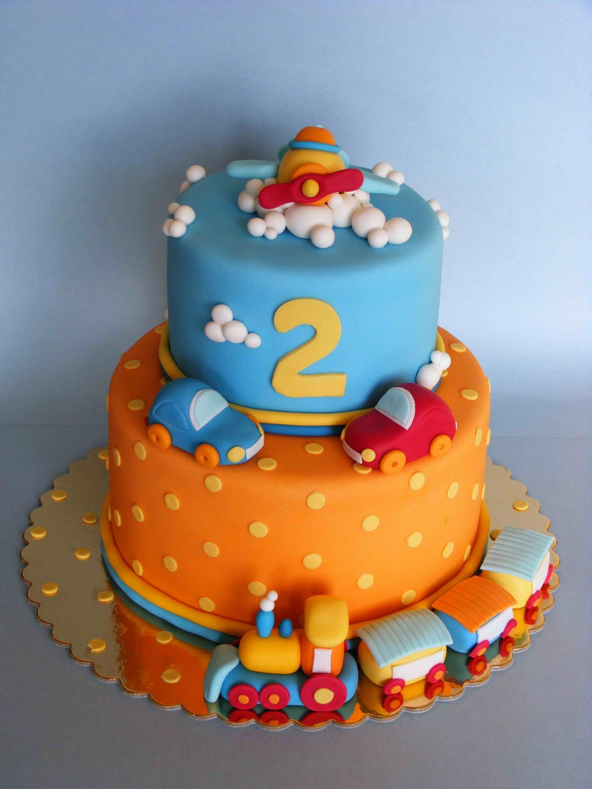 Birthday Cake Ideas For 2nd Birthday Boy : Bubolinkata: ???????? 2011