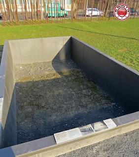 Memorial del Muro de Berlín - Antivehículos
