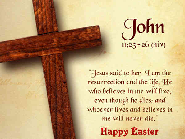 Easter Wishes 2016