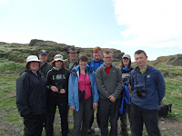 The 2015 Young Birders' Training Course participants and SOC / IoMBO leaders