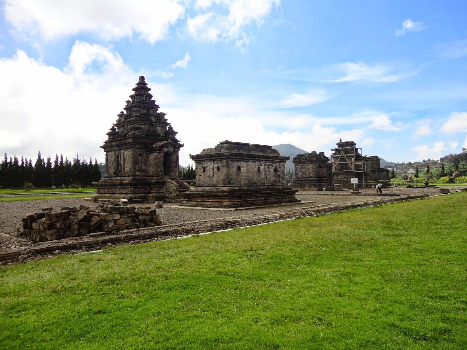 Dieng Wonosobo Jawa Tengah