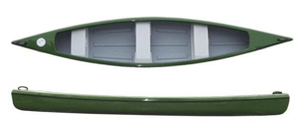 Canoe Wigraszek dla trzech osób plus dzieci lub zwierzęta