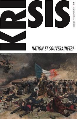 Krisis 46 Nation et souveraineté