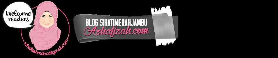 Blog Sihatimerahjambu