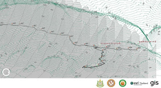 Pemanfaatan GIS dalam Aksi Penyelamatan di Gua Thailand
