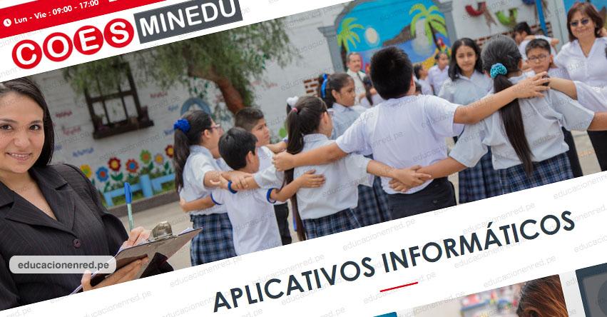 MINEDU: Colegios deben reportar ejecución del «V Simulacro Nacional Escolar 2019» en Perú Educa