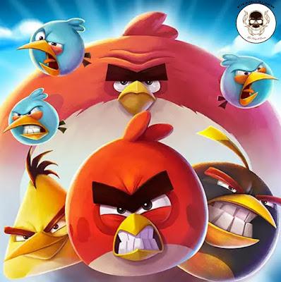 تحميل لعبة Angry Birds اخر إصدار للاندرويد APK مجانا