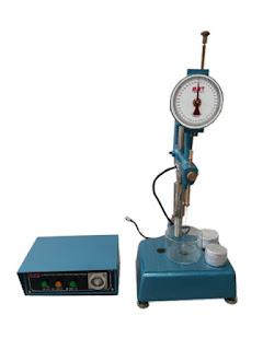 JUAL - ELECTRIC LABORATORY PENETRATION TEST- MINAT HUB 087770760007