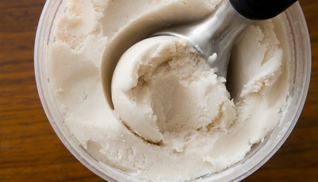 how to make vegan vanilla ice cream at home