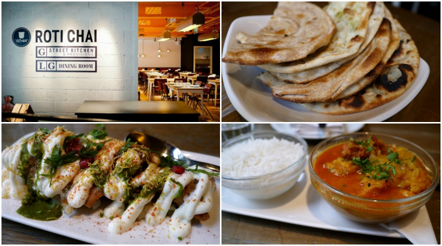 A Kitchen Is Launching An Express Lunch Service: An Express Indian Street Food Lunch At Roti Chai.