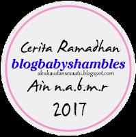 Cerita Ramadhan | Hari Pertama