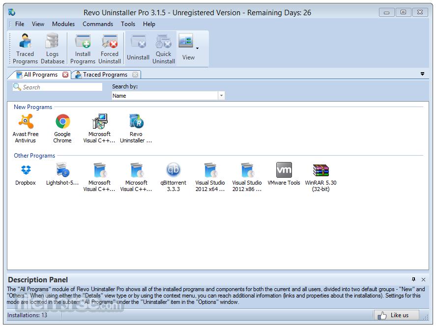 Download Revo Uninstaller Pro Full Crack Version