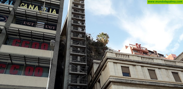 Juanjo Cabrera: pide al alcalde que recapacite y se cobre a los turistas por usar el ascensor urbano