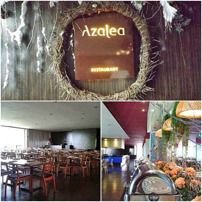 Azalea Restaurant Mikie Holiday