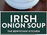 Irish Onion Soup