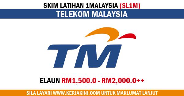 skim latihan 1 malaysia tm