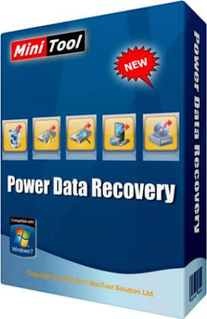 MiniTool Power Data Recovery Business Technician
