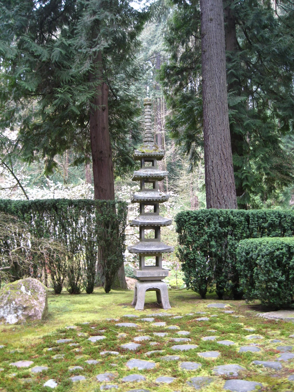 Seattle Japanese Garden: Seattle Japanese Garden Community Blog: A Visit To