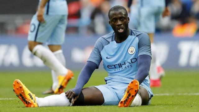 Yaya Toure Siap Lampiaskan Kekecewaan di Derby Manchester