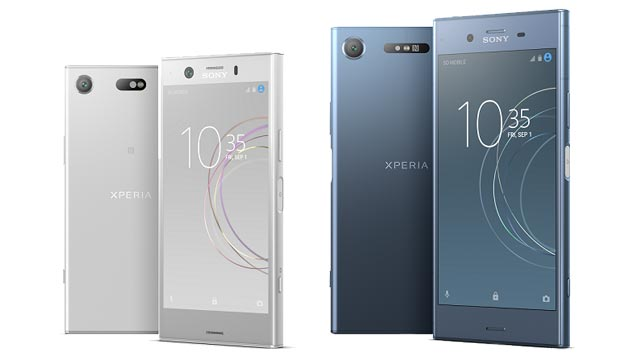 Sony Xperia XZ1 e XZ1 compact