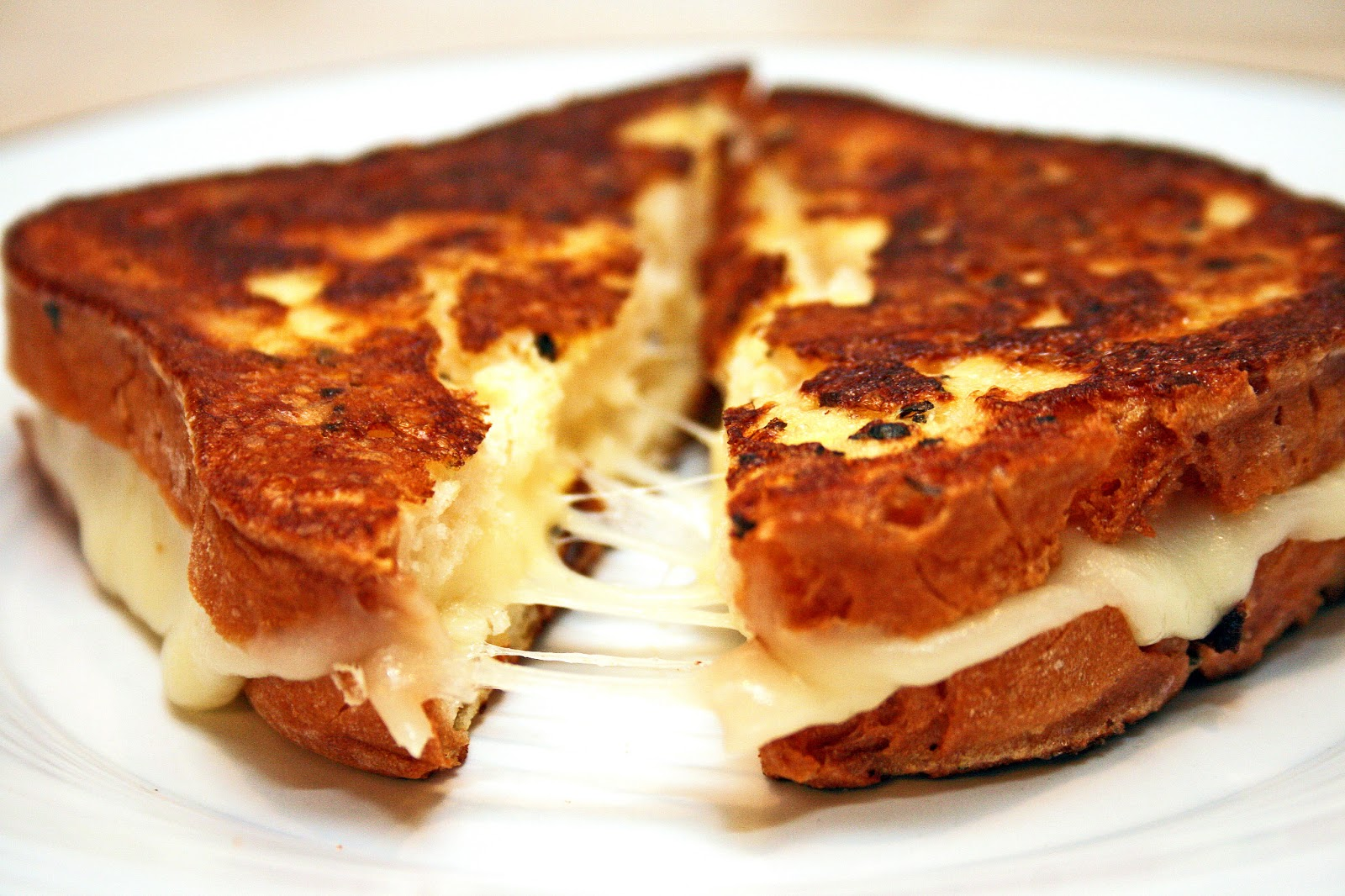 Mozzarella Sticks Grilled Cheese Sandwich |Grilled Cheese With Mozzarella Sticks