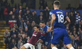 Chelsea vs West Ham 2-0 Video Gol & Highlights