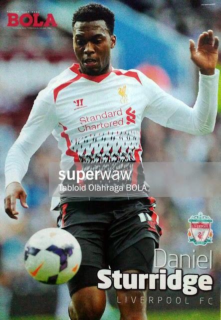 Daniel Surridge Liverpool 2013