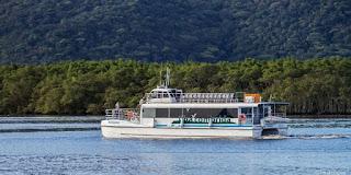 Turismo da Ilha anuncia passeios do catamarã ao Marujá,  Ponta Norte e Boqueirão Sul/Baía dos Golfinhos