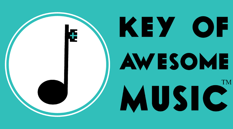 Key of Awesome Music