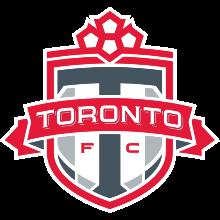 Logo Klub Sepakbola Toronto FC PNG