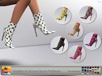 Madlen Acitones Boots Recolor