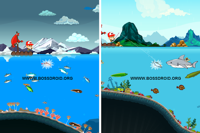 Game Fishing Break Mod v2.6.0.105 APK (Unlimited Money)