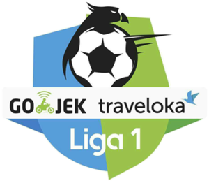 Liga 1 Indonesia-Gojek traveloka