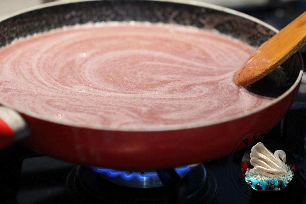 Purée de haricots rouges sucrée: Anko (pas à pas en photos)