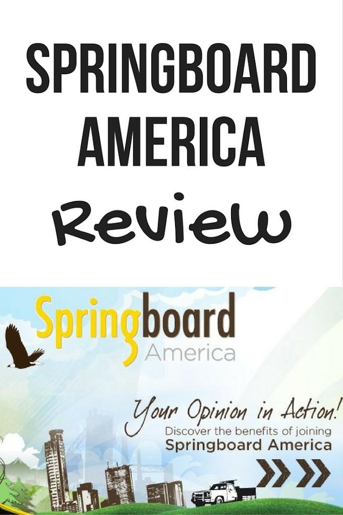 Springboard America - Review