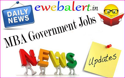 MBA Government Jobs