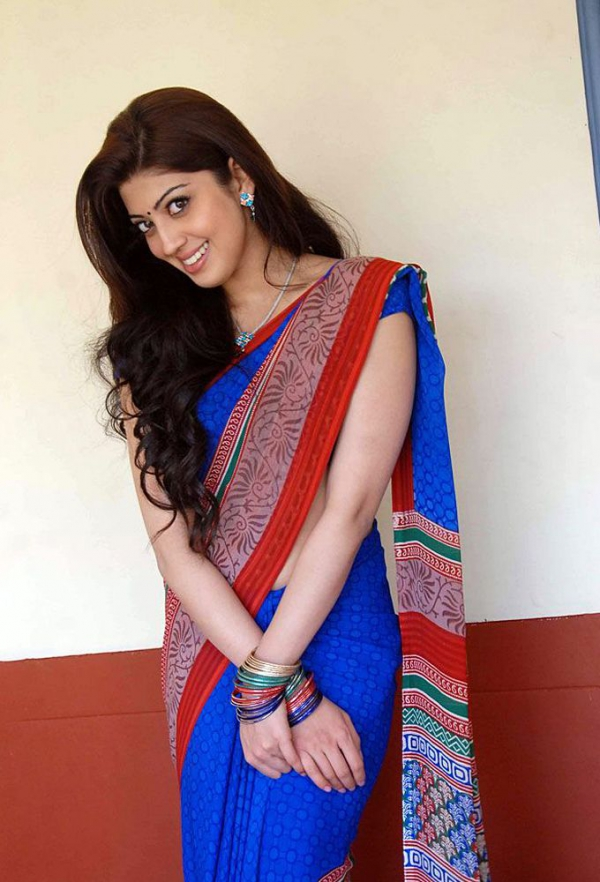 sizzling ethnic decorative Pranitha new cute stills