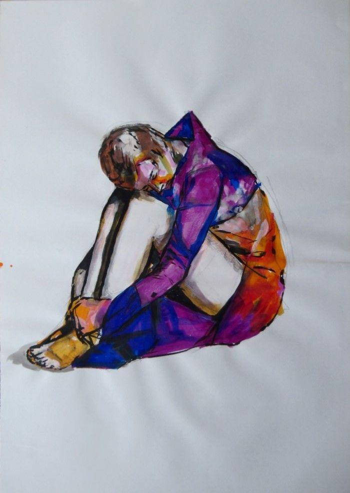 Хорватский художник. Aleksandar Basic