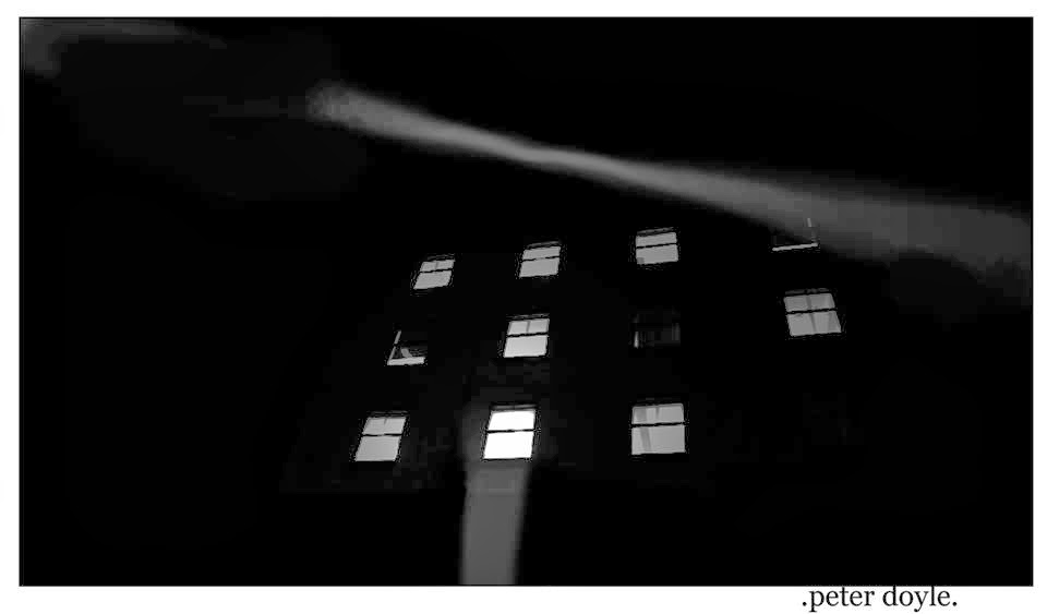"""Windows at Night"" - Peter Doyle"