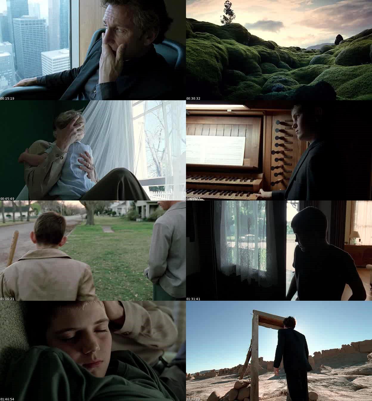 El árbol de la vida (2011) [DVDRip] [Latino]